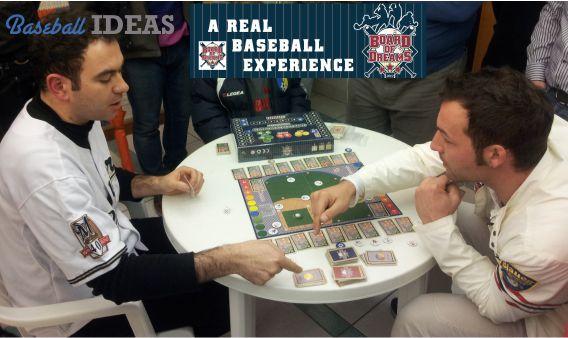 partita dimostrativa di board of dreams
